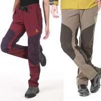 2014 New Men/Women's WaterProof Pants,Brand Sports Trousers,Outdoor Mountain/Hiking Male Quick Dry Pants,mens Pant