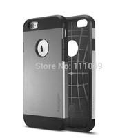 20pcs/lot.DHL Free.Newest SGP Case For iPhone 6 air 4.7' SGP SPIGEN Tough Armor Super Protect Shield Shell Case Retail box