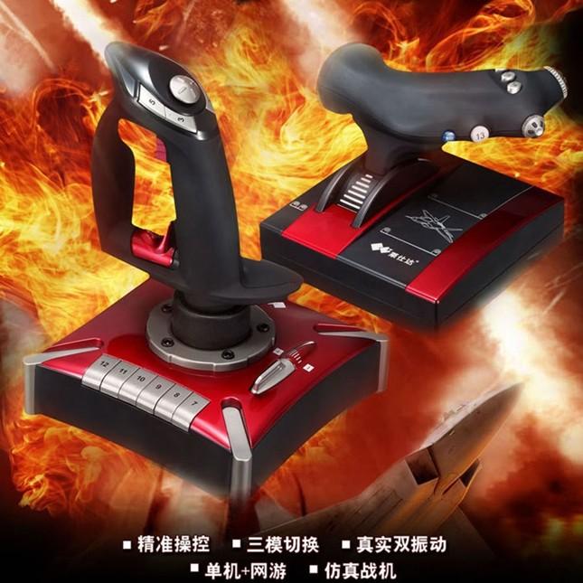 Black Star Wings II 2119II game controller joystick Combat Flight Simulator Joystick shipping(China (Mainland))
