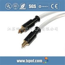 TX-TM-007 optical audio jumper HDMI Fiber Optic fiber cable cars medical equipment for fiber optic communications fiber J