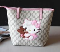 Hot sell girls kitty bag,girls hand bags,5pcs per lot,BB02