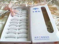 High quality the whole pair of handmade natural lash ultra realistic fake eyelashes
