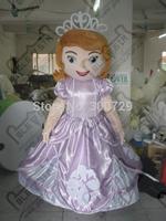 princess sofia mascot costumes