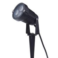 Lawn lamps Outdoor lighting 12V 3W IP65 Waterproof LED Garden Pond path flood spot bulbs 6pcs Kit & 30W Driver & Sensor Switch