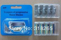 Free Shipping(560 pcs/lot)+Factory price+ Neutral Package Razor Blades,100% MT3 Grade high Quality blades For EU / U.S /RU