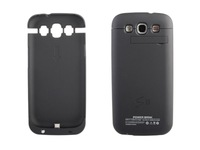 Portable Phone Charger Case Samsung Galaxy S3 i9300 Battery Phone Case 2200mAh