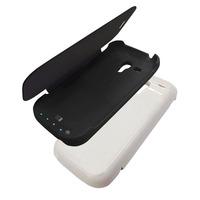 External Backup Battery Pack 2000mAh for Samsung Galaxy S3 Mini i8910 Phone Flip Case