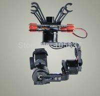 3 Axis Brushless GoPro Camera Gimbal for DJI Phantom Fully Assembled RTF Alexmos