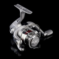 SQ1000-2000 6BB Ball Bearings Left/Right Interchangeable Collapsible Handle Pesca Sea Fishing Spinning Reel 5.5:1 G0173
