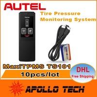[10pcs/lot] AUTEL MaxiTPMS TS101 universal TPMS (tire pressure monitoring system) sensor trigger tool easy-to-use