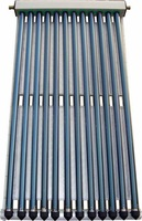 Free Shipping CSU10/58 U pipe solar collector dia58-1800-10tubes without the vaccum tubes