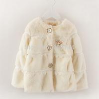 Kids FUR  overcoat,ZL-CSJ02