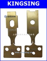 Customized Blades in Die Set for KS-S/R/T/V Series Machine + Free Shipping by DHL air express (door to door service)