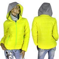 2014 New Fashion womens parkas women Slim Solid Zipper Outerwear detachable cap down coat 2colors big size xxl Free Shipping1057
