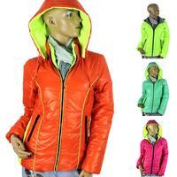 2014 women's short design thin down coat ladies outdoor waterproof down coat women's winter jacket 4 colors Free Shipping 1078