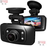 1 set Novatek GS8000L car dvfull HD 1080P 2.7 inch high resolution LCD view while recording car camera