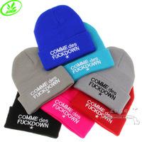 2014 New Beanies ssur comme des fuckdown Hats Hip-Hop Cotton Knitted Hat Caps Casual Skullies Hip-hop London Men And Women