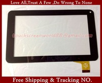 """7""""Inch 186X104 MM HY tpc-51055 V3.0 TPC 51055 Tablet Capacitive Touch Screen Replacement Glass For RK3168 Due Core Cortex-A9"""