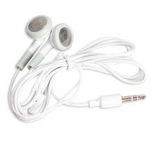 WHITE EARBUD HEADPHONE EARPHONE INEAR FOR Cell Phone MP3 MP4 GUB#