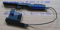 New  speaker for  HP ENVY 17 17-1000   Free shipping  wholesale laptop speaker