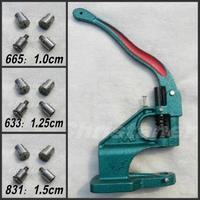 Snap On Tool Snap Pressing Machine Various Dies Sets, Snap Fasteners NEW
