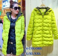 2014 Fashion New Brand Classical Muti-color Warmly  Down Coats Winter Coats for Women  TSP1708