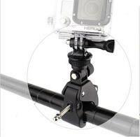 Motorcycle Bicycle Bike Handlebar Mount Tripod Holder for Digital Camera GoPro Hero 2 3