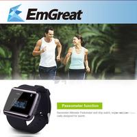 Woman Men Wristwatches Digital Sport Watch U Watch 2S Bluetooth Black Wrist Relogio Masculino Feminino For Android SmartPhone