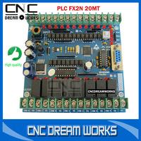 PLC Single board plc,FX2N 20MT compatible for Mitsubishi plc,STM32 MCU 12 input point & 8 output point FL022D