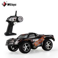 Wltoys L999 2.4G High speed Mini Rc Truck ( 30km/hour) Super car / Amazing Remote Controll Car children gift