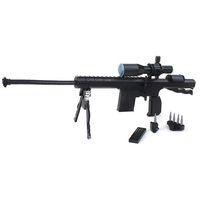 Dragunov SVD Sniper Rifle - Military Gun Building Block Set