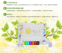 DHL free shipping  Origel DIY Color-mix Uv brand DIY gel nail polish