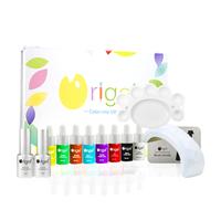 For Russia  Origel DIY Color-mix fashion design uv polish nails