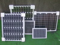 Free shipping 1pc 50W 18V monocrystalline silicon Solar Panel and 1pc solar charge controller 12V 10A FOR SOLAR SYSTEM