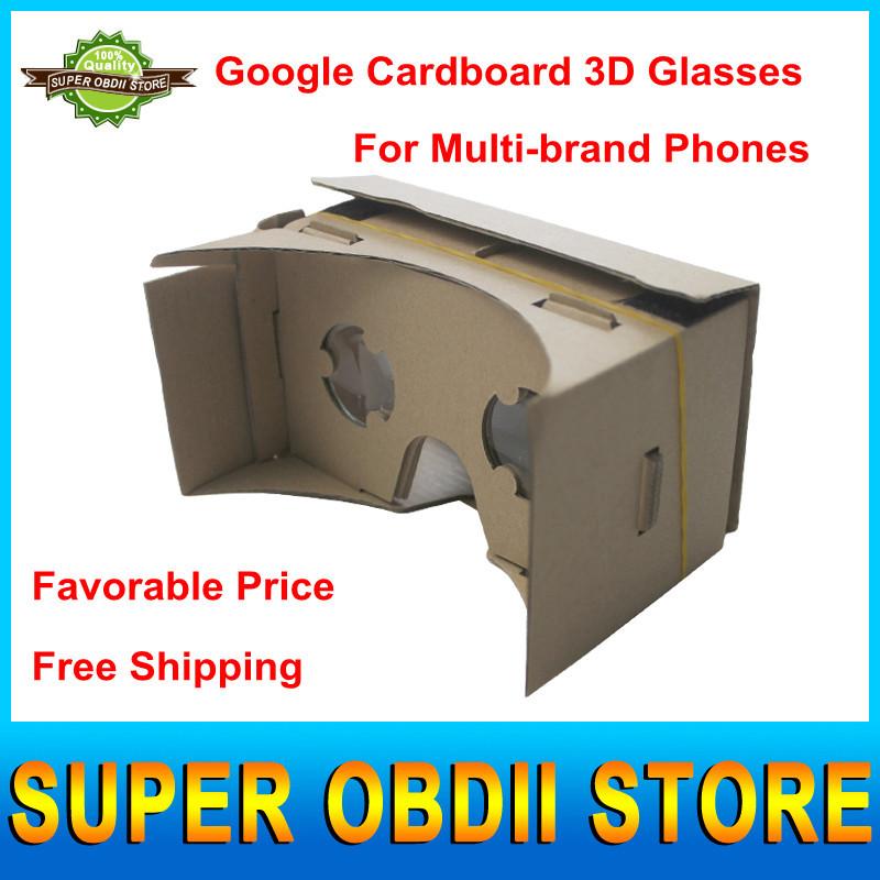 3D-очки Super OBD2 3D DIY NFC 3 Google 3D Glasses 3d очки oem 3 3d google oculus dvd lx 3d