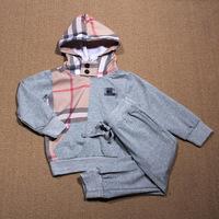 Children Clothing Baby Boys 2Piece Outfit Set Cartoon Kids Hoodies Sweatshirts Hooded Shirt & Pants Autumn Suits
