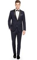 Italian 2014 top brand business mens suit European Tailor style men suits