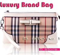 3 pcs European Luxury Brand Genuine Leather lady Messenger Wallet bags Clutch Designer Women Shoulder bag Free Shipping