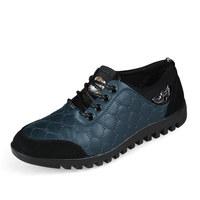 New Designer European Hologram Shoes For Men Designer Shoes Flat Dansko Mens Cheap Casual Shoe Blue Sapatos Hombre Size 38 - 43