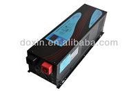 Off grid dc ac 12v 220v/230v 3000w pure sine wave inverter with charger