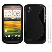 1xFor  htc desire X  t328e phone cases tpu gel case skin cover capa carcasa funda housse coque Custodia kryty Frontje estuch
