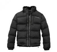 2014 Classic Men's Down Coat Thick Padded Jacket Warm Winter Outwear Mens Casual Short Style 4 Color Men's Coat