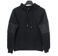 2014 HOT hoodies men pullover sportswear pu brand  winter coat tracksuit hip hop sweater jogging suits football hoodie jacket