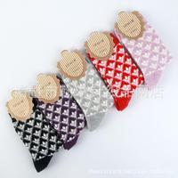 2014 Izmir Boutique Winter Wool Women Socks Keep Warm&Soft 5 pairs/lot