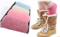 2014 Izmir Winter Thickened Wool Warm&Soft Women Socks 5 pairs/lot