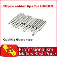 Free shipping 10 PCS Solder Screwdriver Iron Tip 900M-T for Hakko Soldering Rework Station Tool