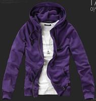 on 19.august super sale autumn men's coat man hoody solid hoodies men outdoor hoodie for free shipping 23.5