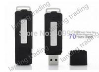 50 pcs 2014  Mini Portable 8GB USB Digital Voice Recorder Flash Drive Disk SK-868 USB 2.0 Audio Voice Recorder Free shipping