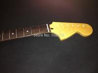 free shipping big headstock new promotion strat guitar neck for sale 8mm  vintage neck rosewood fingerboard neck
