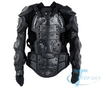 NewMotorcycle Motocross Full Body Armor Jacket Spine Chest Protection Gear Size XXXL